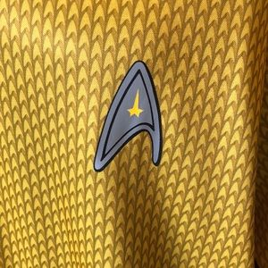 star trek Shirts - Star Trek James T. Kirk costume shirt XL